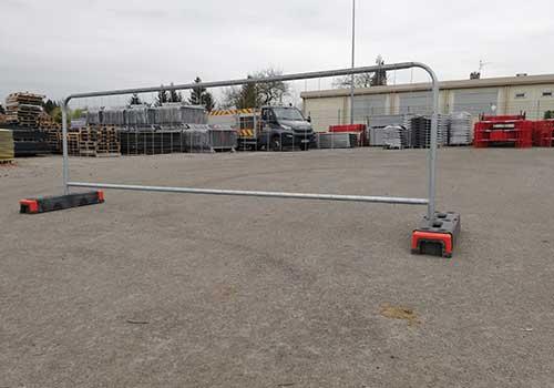 Panoloc location et vente de barriere arrondie 1m