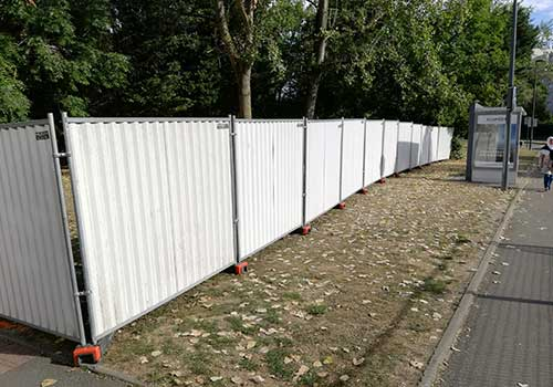 Protection barrierage Cloture bardee 2m Panoloc Lille (2)