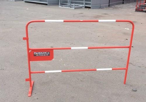 Barriere TP Panoloc location vente de signaletique