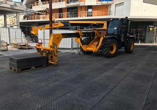 Protection de sol chantier Panoloc