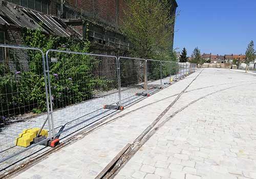barriere cloture arrondie renforcee 2m panoloc
