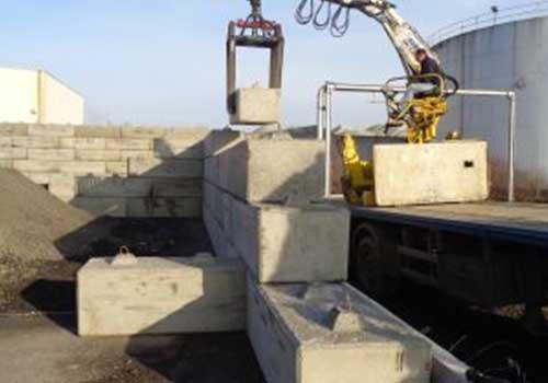 Bloc de beton empilable et modulable Panoloc Douai Cambrai