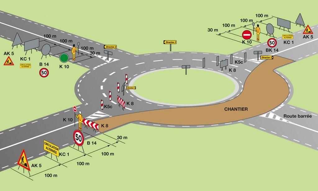 Schéma routier Chantier CF17 1024x615