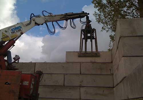 bloc de beton empilable style lego Panoloc Lille